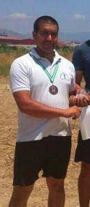 Anronio Jesús Molina Melero, nuevo campeón de España de Casting.