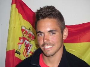 José Carlos Durán Olivo representará a España en el Mundial de Agua Dulce Juventud.